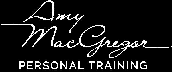Amy MacGregor Personal Trainer